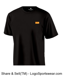 Men's Dry-Fit T-shirt Design Zoom